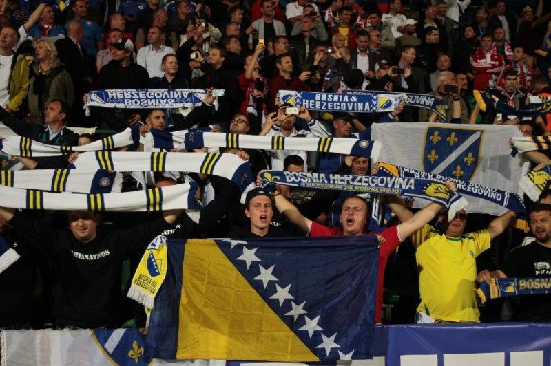 Участники ЧМ-2014. Босния и Герцеговина - изображение 1