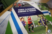 Second seminar for football women's coaches